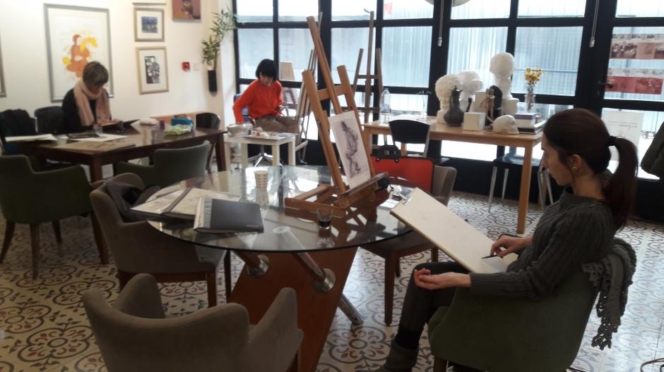 Donkişot Sanat Workshop, Kurumsal Firma Atölyeleri Ve Etkinlikler Kadıköy | Suadiye | Beylikdüzü | Ataşehir | Pendik Kurslarımız Hakkında Detaylı Bilgi Almak İçin  Bilgi Talep Formu doldurun yada 0532 548 12 51 arayın